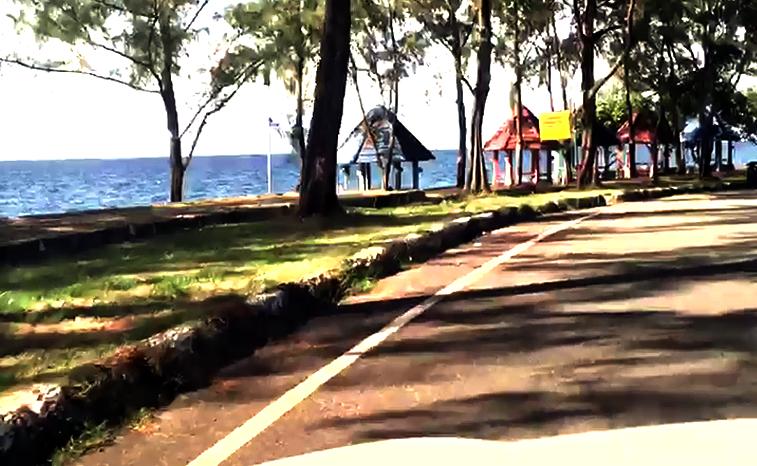 Jalur Sepeda GPN di Kota Sabang