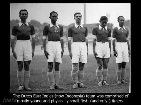 Timnas Indonesia di Piala Dunia tahun 1938