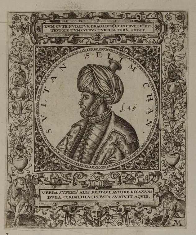 Sultan Selim II ©