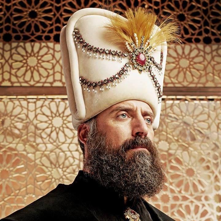 Tokoh Sultan Suleiman I dalam sebuah sinetron dari Turki. Berdasarkan catatan sejarah, Sultan Suleiman I pernah menerima utusan dari Kesultanan Aceh Darussalam ©