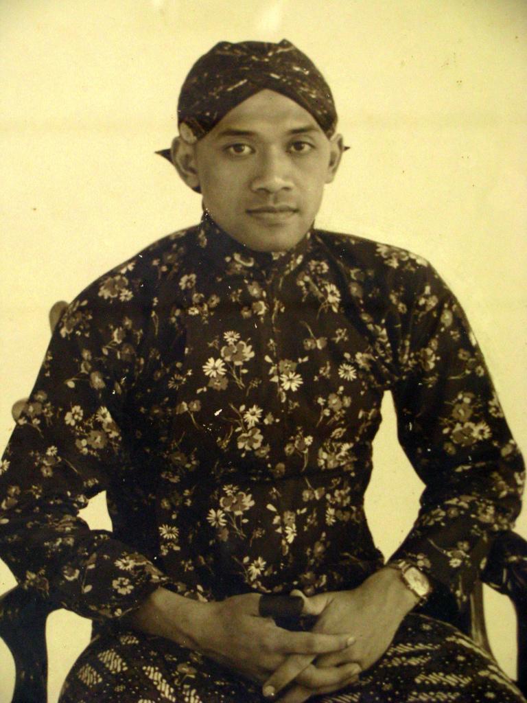 Sri Sultan Hamengkubuwono IX. Pencetus ide Serangan Umum 1 Maret