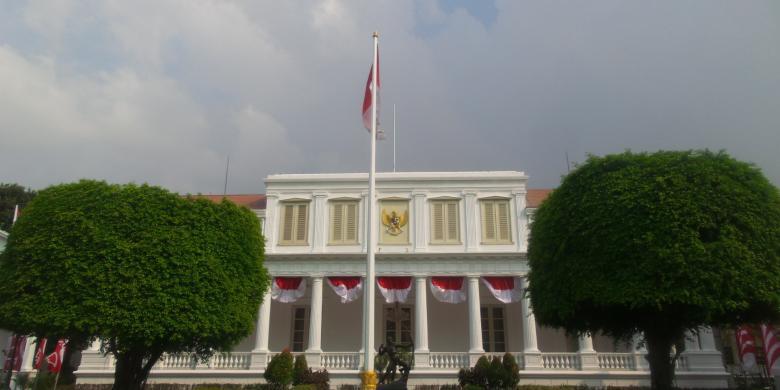 Gambar Ilustrasi : Istana Negara