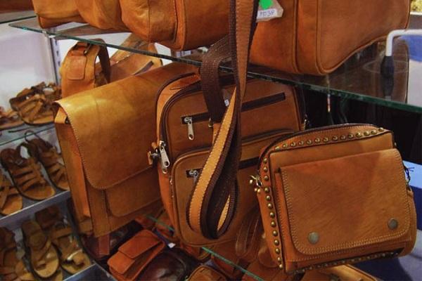 Kerajinan Kulit | Foto: Bonvoyagejogja.com