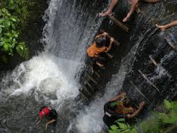 Kegiatan Menjelajahi Sungai | Foto: alodiatour.com