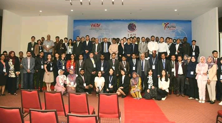 VIPs, Speakers, and Delegates of MIYD 2019