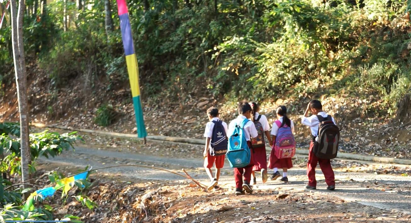 Kopi menjadi tumpuan hidup masyarakat sekitar Hutan Kemuning baik untuk memenuhi kebutuhan hidup maupun membiayai pendidikan bagi generasi selanjutnya. Salahuddin Halim