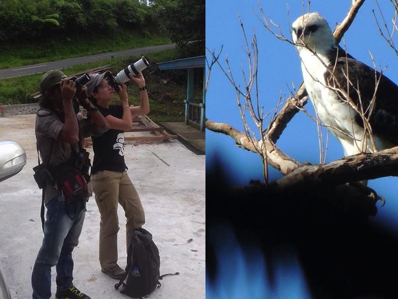 Samuel Rabenak dan bird hunter mancanegara | Facebook Samuel Rabenak