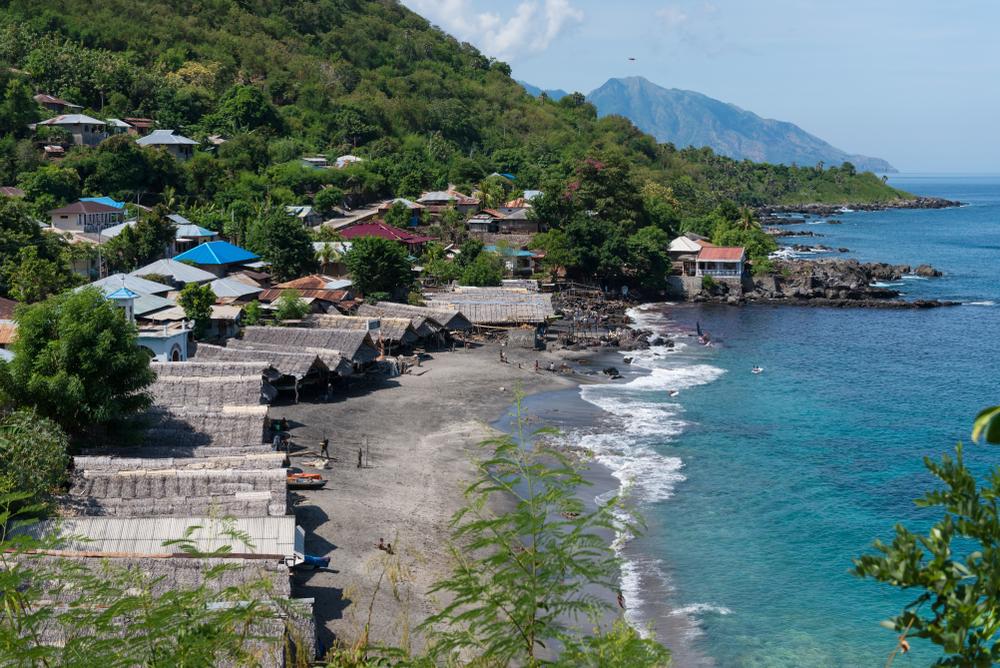 Kampung nelayan Lamalera | Shutterstock