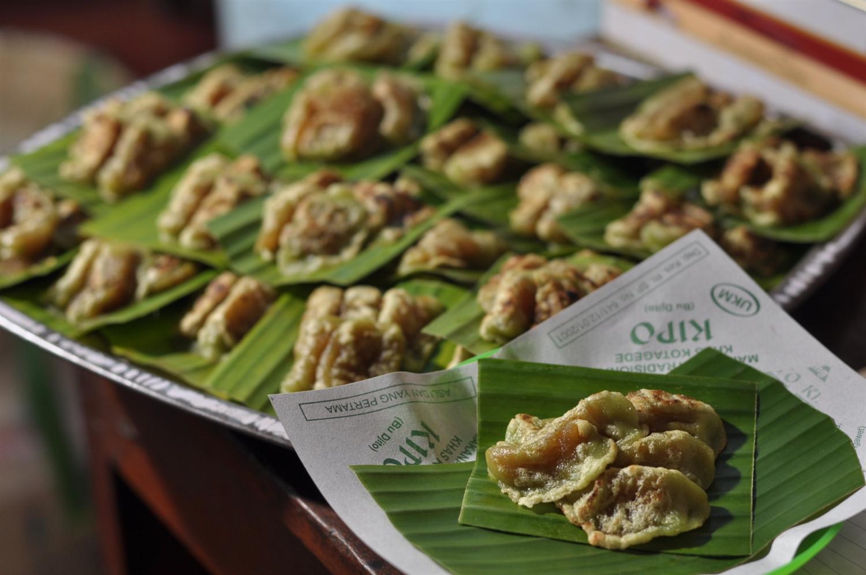 Kipo merupakan salah satu makanan favorit Sri Sultan Hamengkubuwono X (jajanjogja.com)