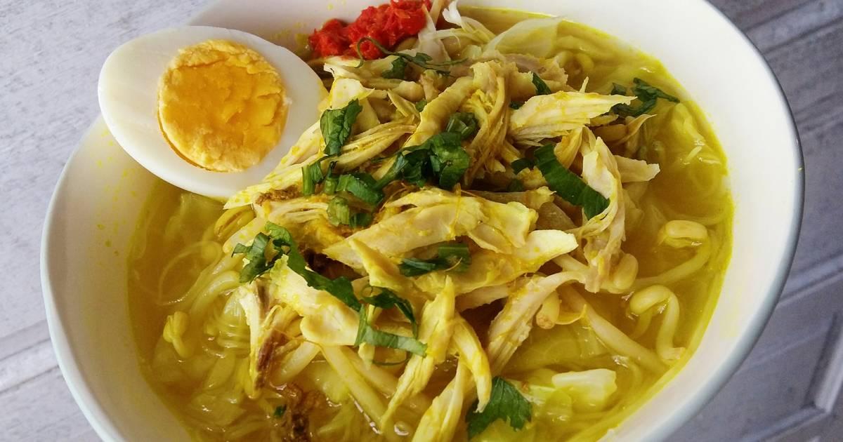 setiap daerah di Indonesia memiliki jenis sotonya masing-masing (foto: cookpad.com)