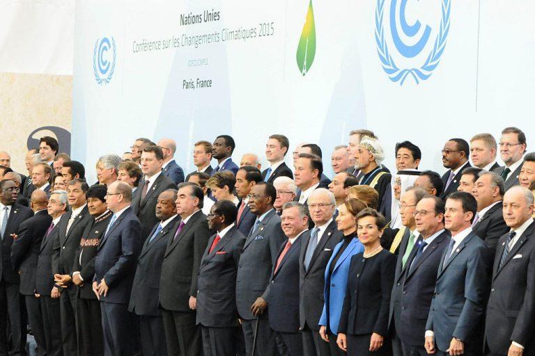 Pertemuan Pemimpin Negara Membahas Paris Agreement (Source: C2ES)