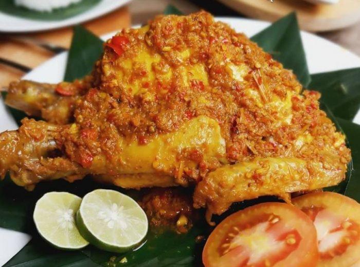 Resep Ayam Betutu Bali Kuah | @suratrasmik.blogspot