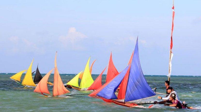 Jawaban Proses Pembuatan Perahu Jong, Soal Belajar di Rumah TVRI | Foto: tribunnews.com