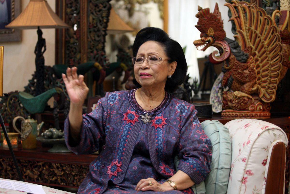 Martha Tilaar | Foto: mediaindonesia.com