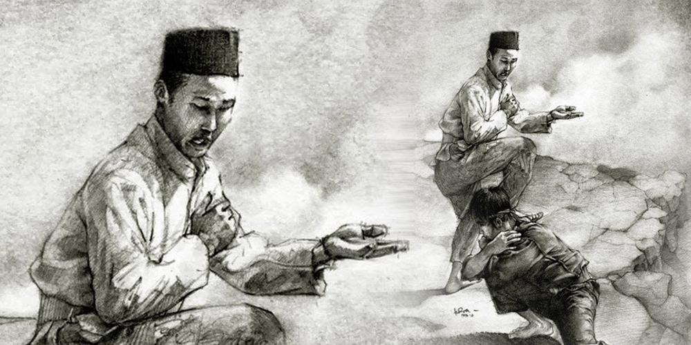 Pencak Silat di Indonesia diperkirakan sudah sejak abad 7 masehi