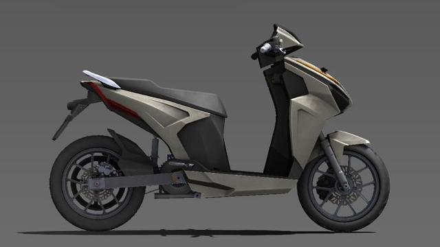 Sepeda Motor Gesit
