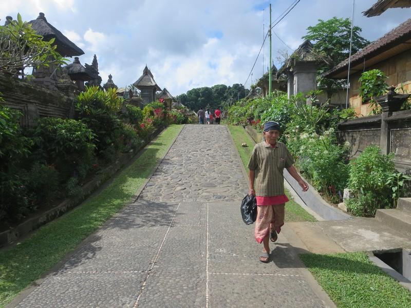 Suasana Desa Penglipuran