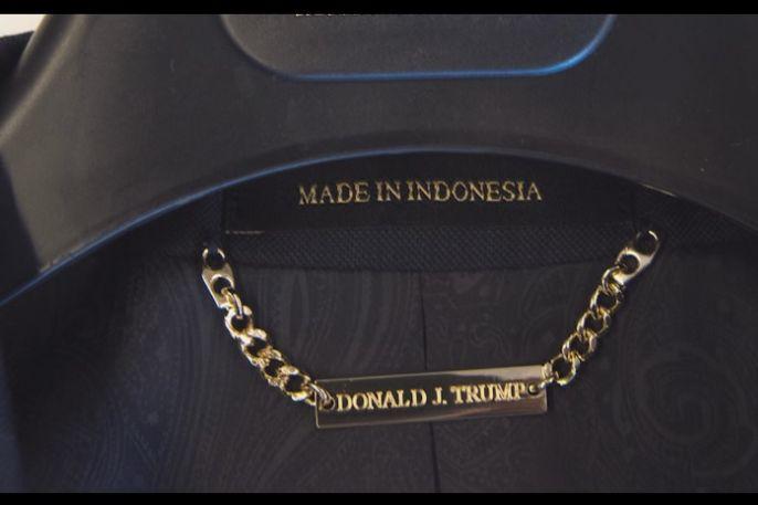 Jas Donald Trump