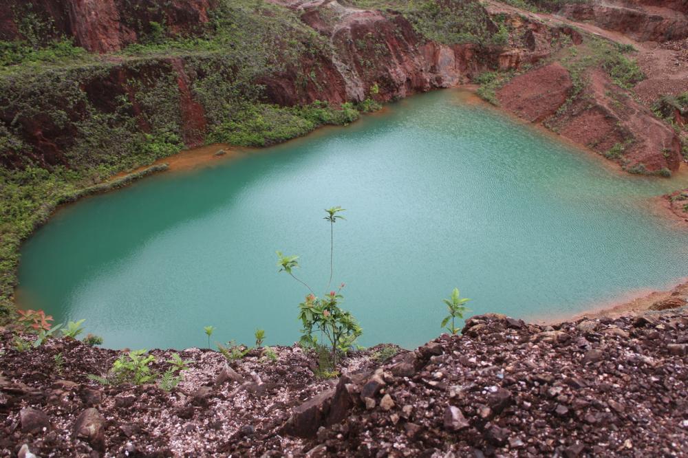 Open Pit Belitung