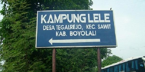 Kampung Lele