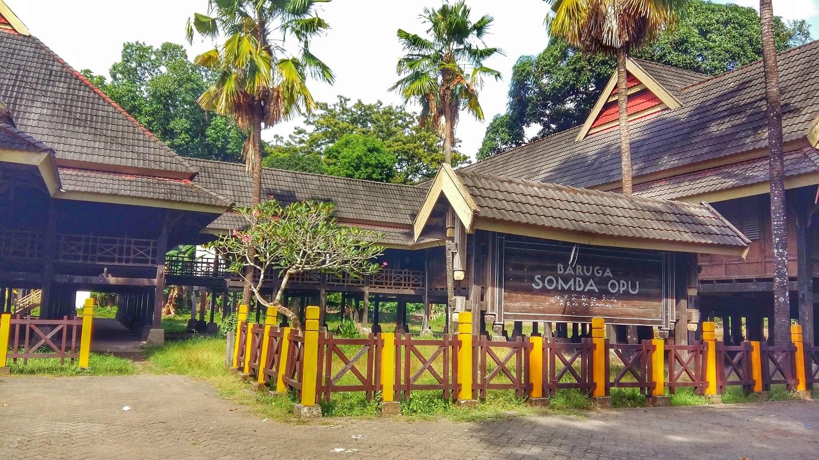 Benteng sombo opu