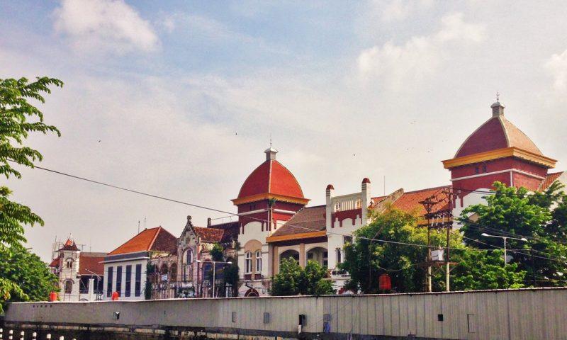 kawasan kota lama