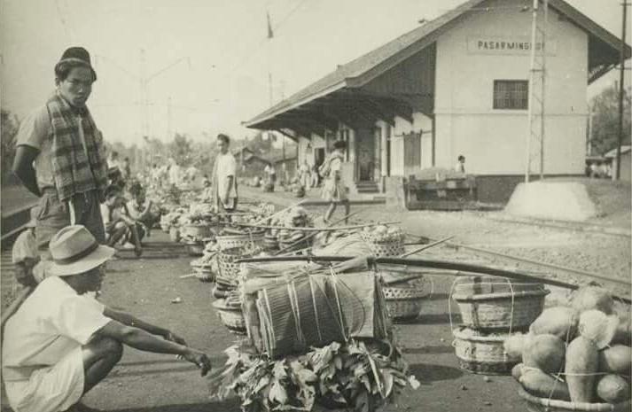 stasiun pasar minggu