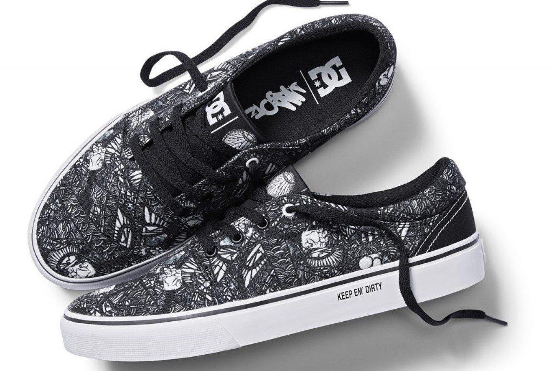 DC Shoes x Darbotz © extremeina.com