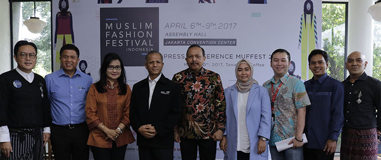 Press Conference MUFFEST 2017 (© muslimfashionfestival.com)