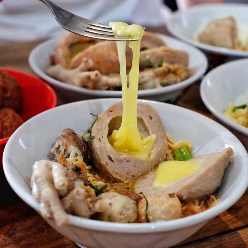 ilustrasi salah satu jenis bakso | Foto: blogunik.com