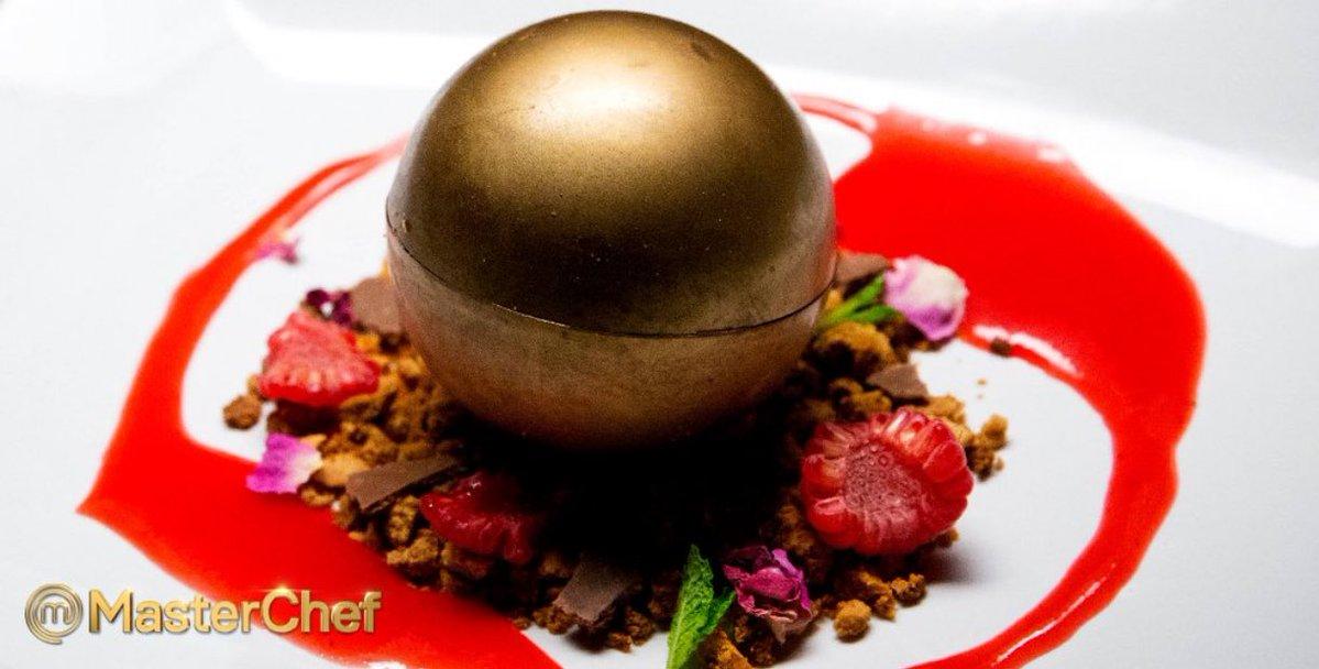 Hidangan buatan Michelle yang jadi pujian (@MasterChefAustralia)