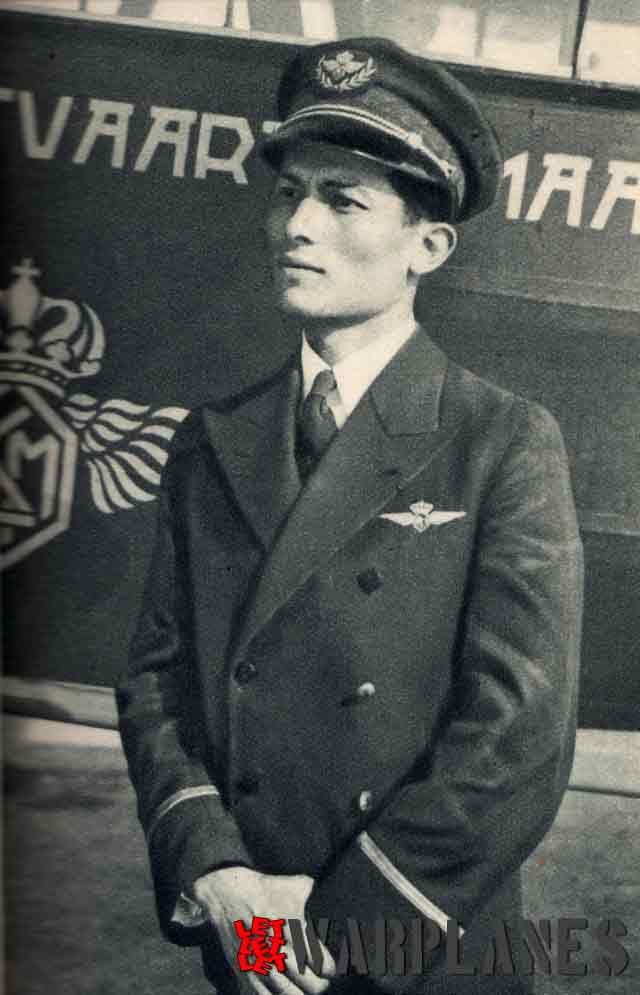 Willem Eduard de Graaff (sumber : letletlet-warplanes.com)