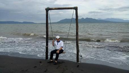 Pantai Pandanan (DetikTravel)