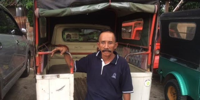 Pak Kinong dan Bemonya (sumber : merdeka.com)