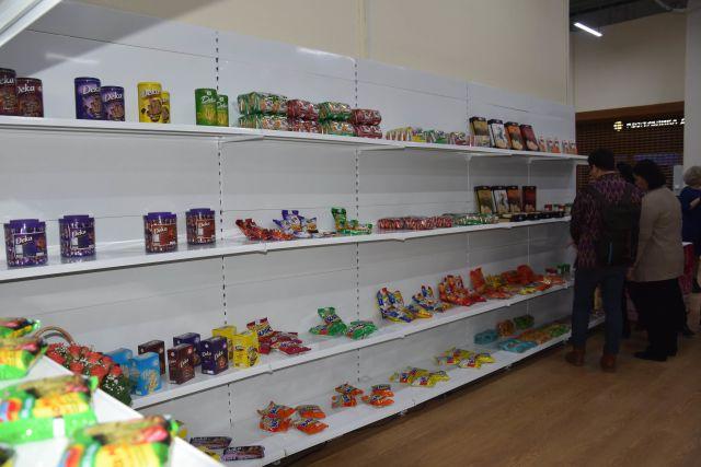 Beberapa produk yang dipajang (kumparan.com)