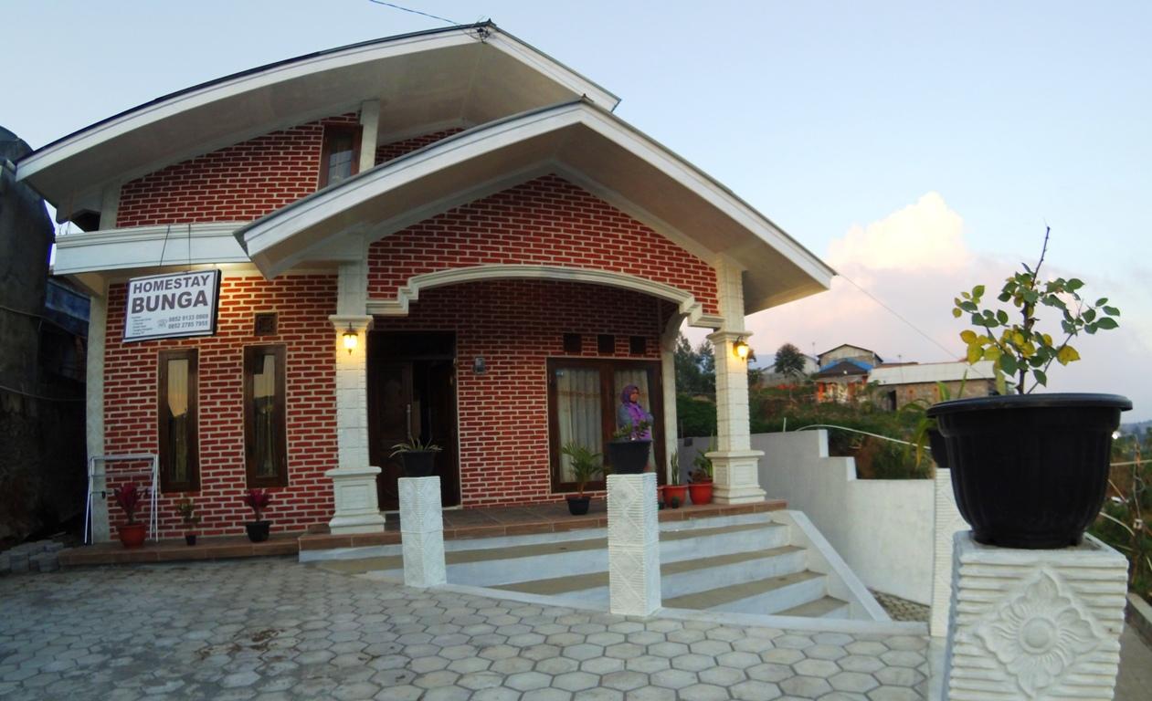 Homestay Bunga, Dieng Kulon, Jawa Tengah (diengnesia.com)
