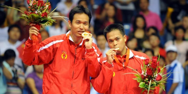 Markis Kido/Hendra Setiawan, salah satu ganda putera terbaik yang pernah dimiliki Indonesia (juara.net)