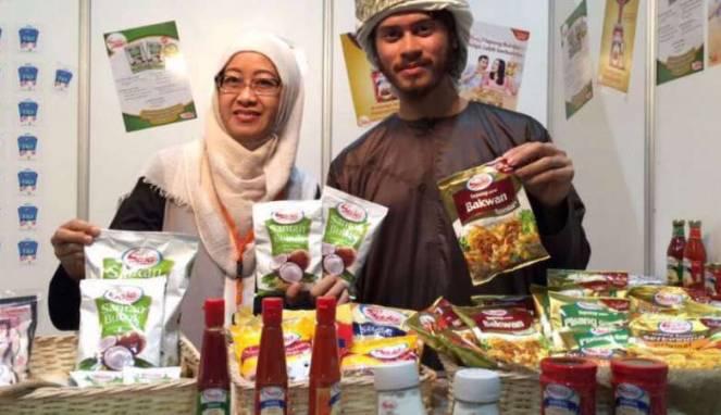 Bumbu masak Sasa, sangat digemari masyarakat Saudi Arabia I Foto: viva.co.id