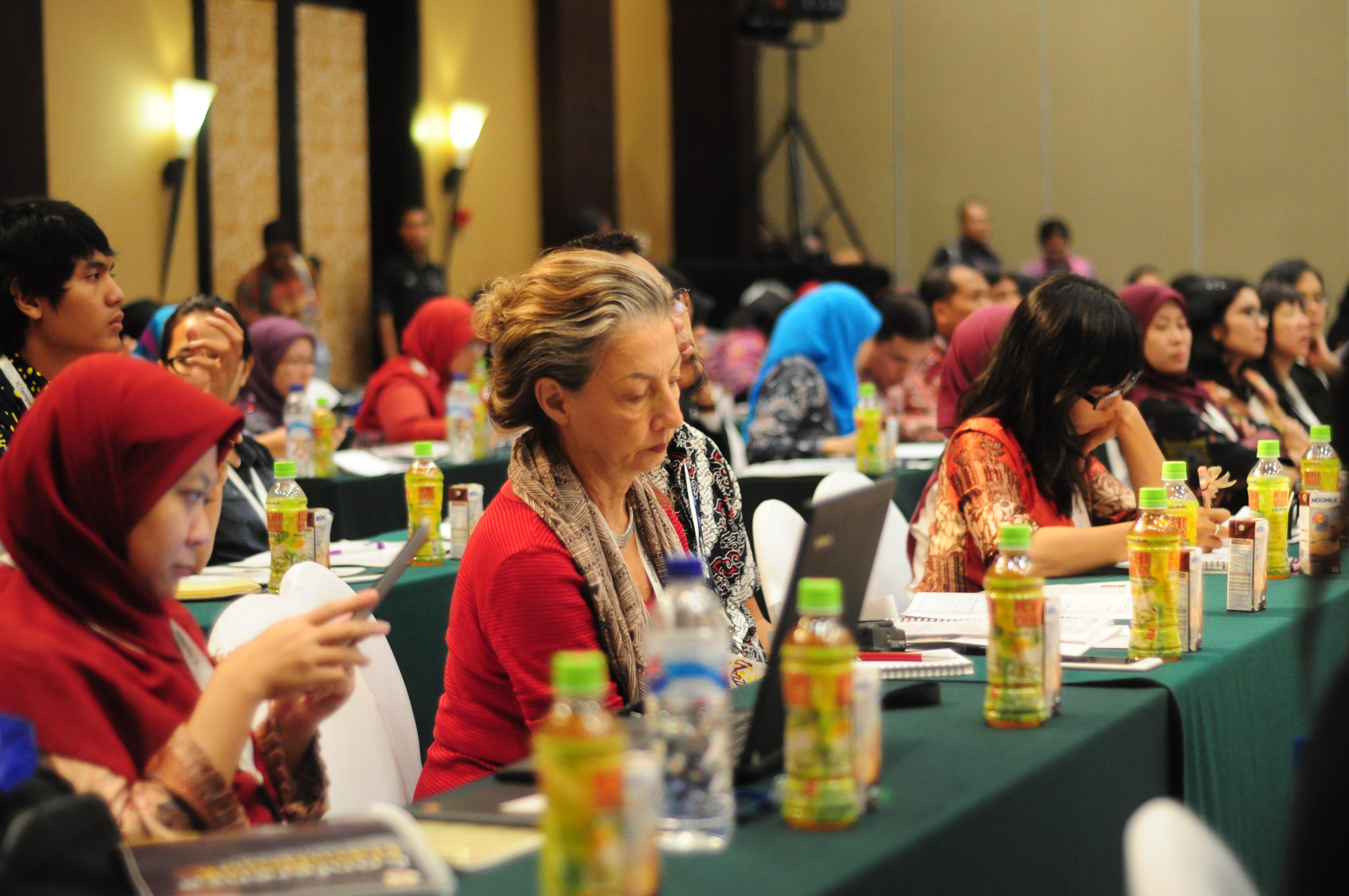 International Conference on Tempe 2015 I Foto: Amadeus Driando Ahnan