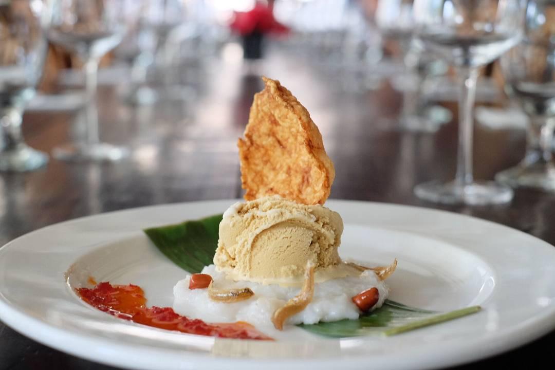 nasi uduk ice cream. foto: eskimomo