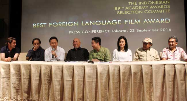 press conference bersama komite seleksi film. foto: jawapos.com