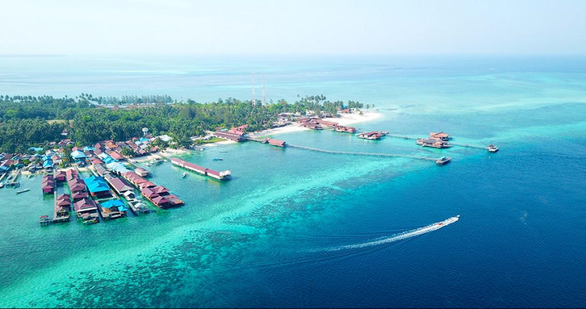 Kepulauan Derawan | Foto : Pesona Travel