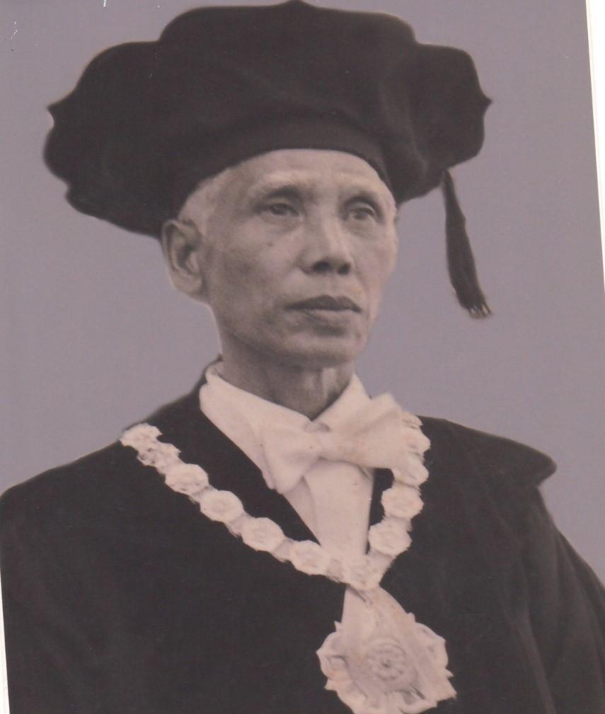 dr. Sardjito.   Foto : Wikipedia