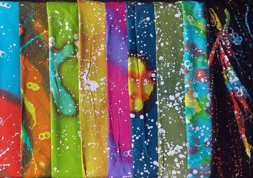 Batik Ciprat karya penyandang disabilitas yang tergabung dalam KSM Giri Kasih | Foto : Indonesia.go.id