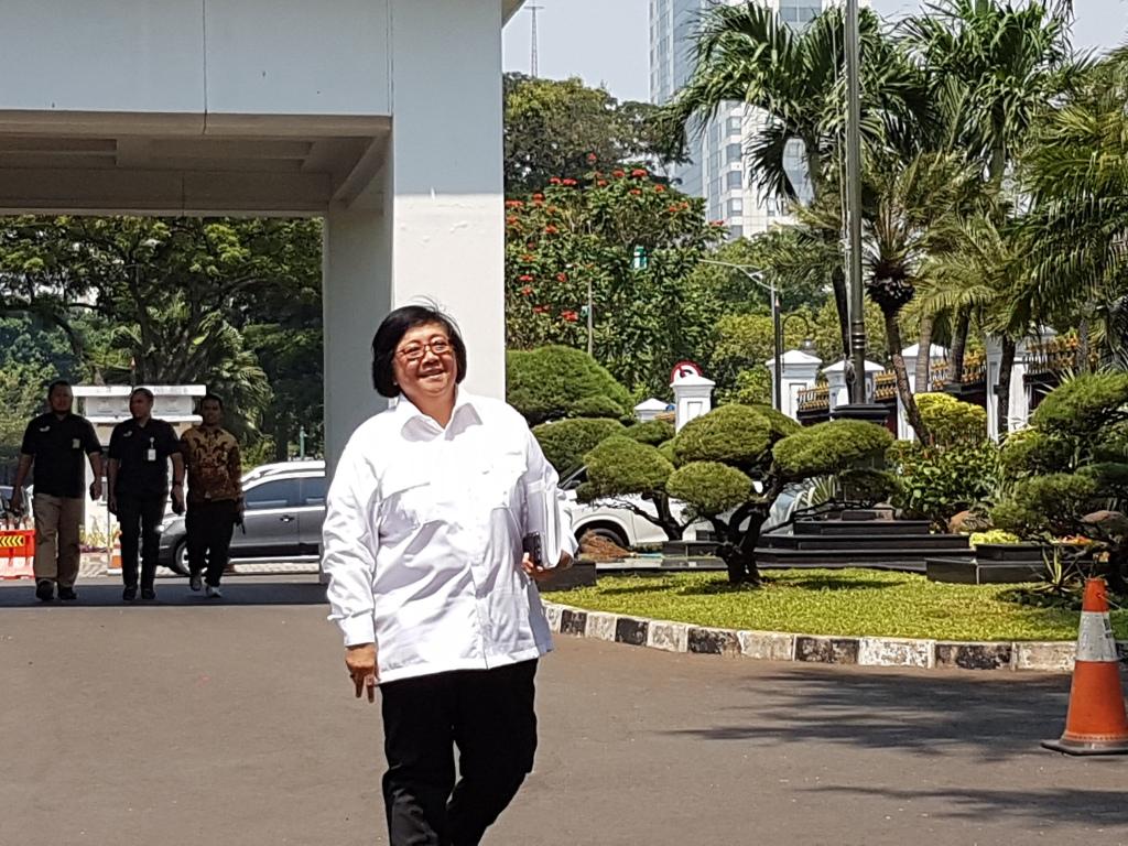 Siti Nurbaya Bakar | Sumber medcom.id