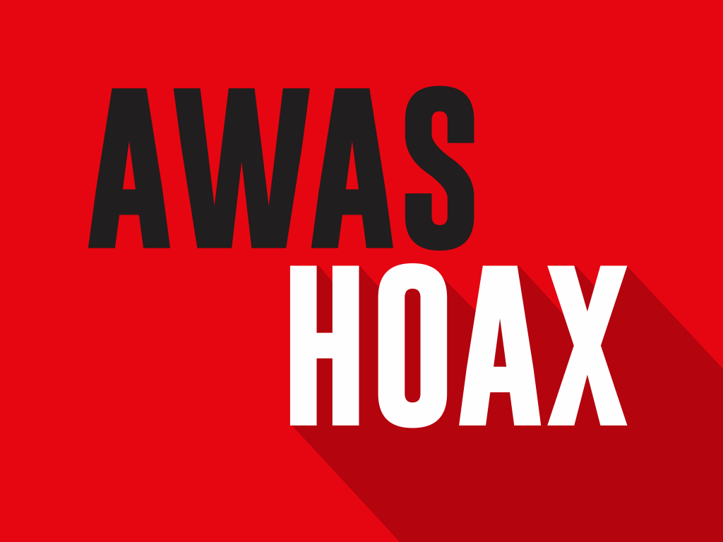 Hoax sudah ada sejak jaman Nabi Adam | Foto : RencongPost.com