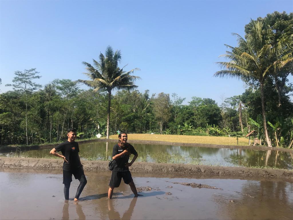 Desa Wisata Pentingsari mempertahankan kearifan lokal | Foto: Kahyangan.com