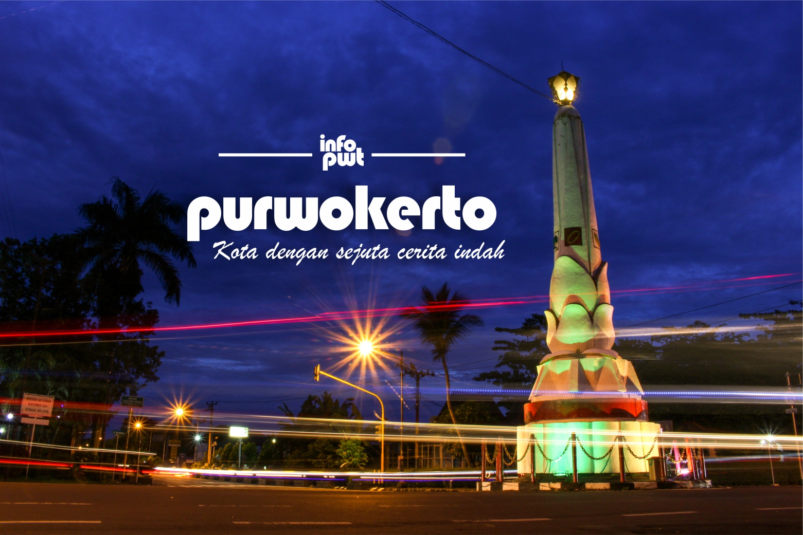 Purwokerto ibukota Banyumas | Foto : initu