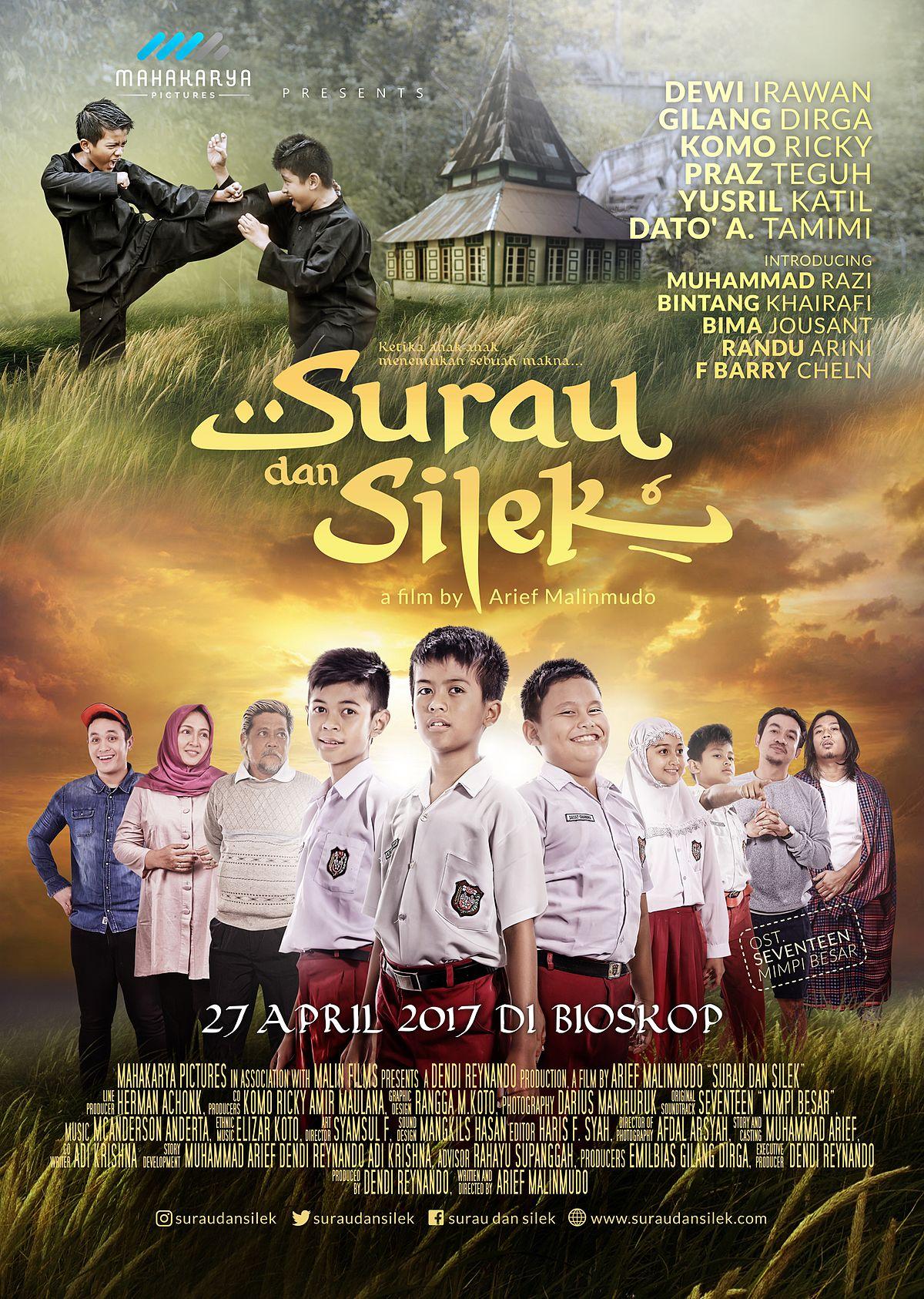 Film Surau dan Silek | Foto : Wikipedia