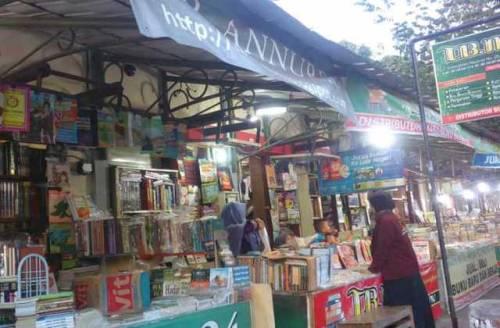Toko Buku Sriwedari l Foto: surakarta.go.id